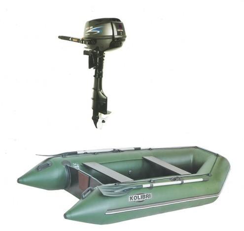комплект лодка с мотором купить