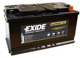 Аккумулятор Exide Equipment Gel ES 900 (80Ач)