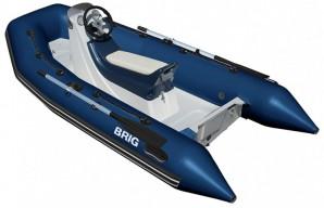 лодки бриг с жестким дном купить