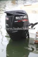 технические характеристики лодочного мотора сузуки 115