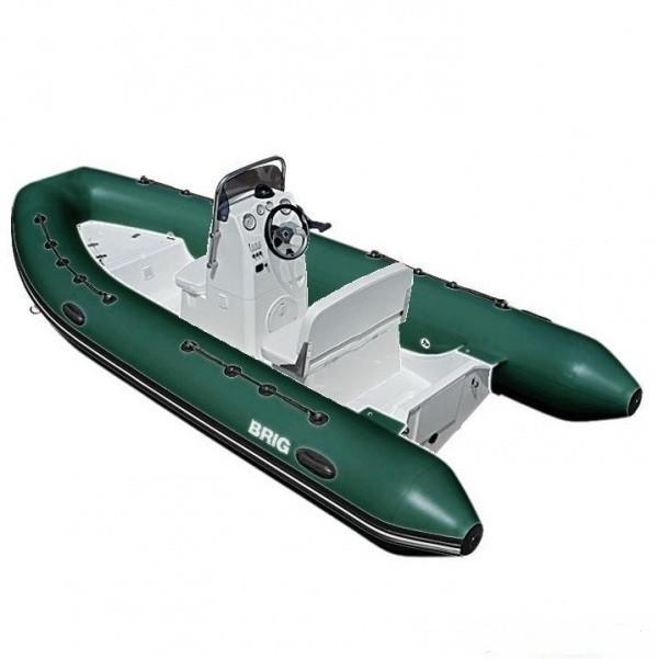 лодка бриг фалькон 450
