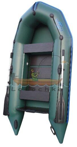 Лодка надувная моторная Thunder TM-285, 1100 плотность ПВХ купить в интернет магазине Lodochka.ua, Киев, Украина, цена, продажа, описание, отзывы.