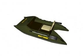 надувная лодка пвх с надувным дном катамаранного типа